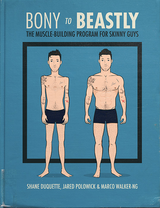 The Bony to Beastly Full eBook Second Edition