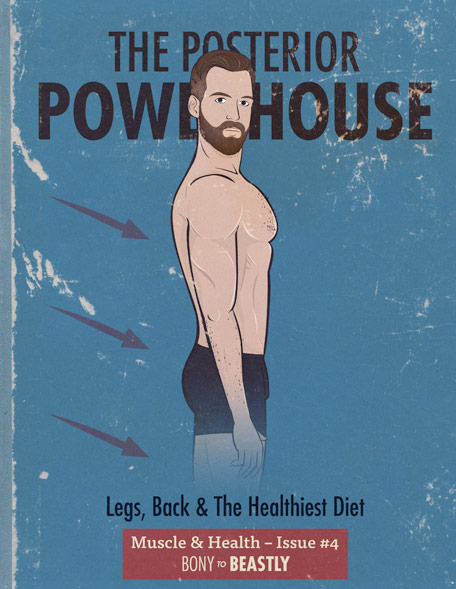 Bony to beastly muscle health the posterior powerhouse fandeluxe Image collections