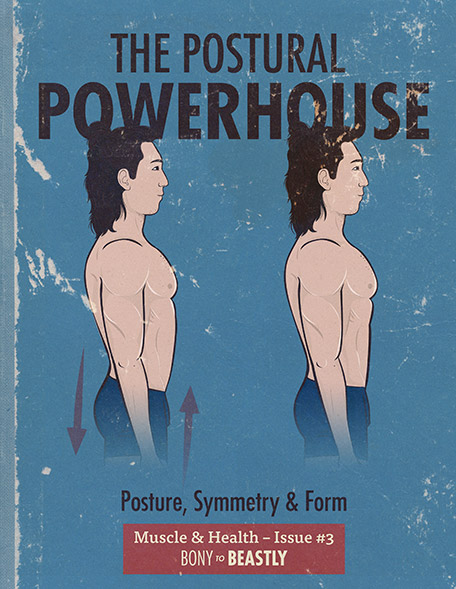Bony to beastly muscle health the postural powerhouse fandeluxe Image collections