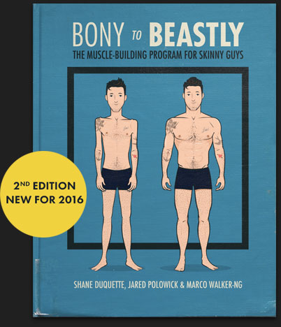 Bony to Beastly Full Workout Ectomorph Program Download