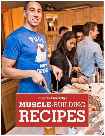 The Bony to Beastly Recipe Book