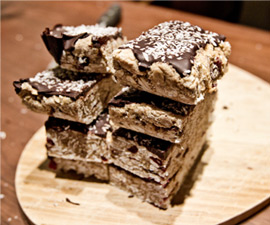 Homemade and delicious Protein Bars