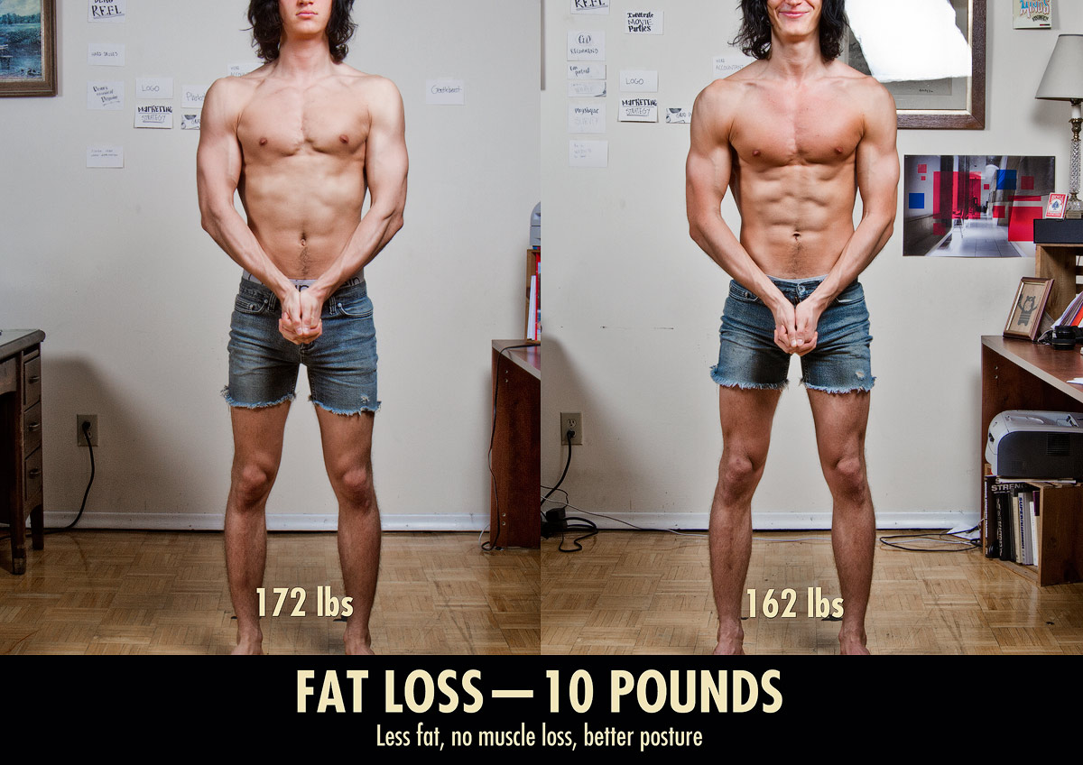 Cardio for skinny guys and ectomorphs - fat loss