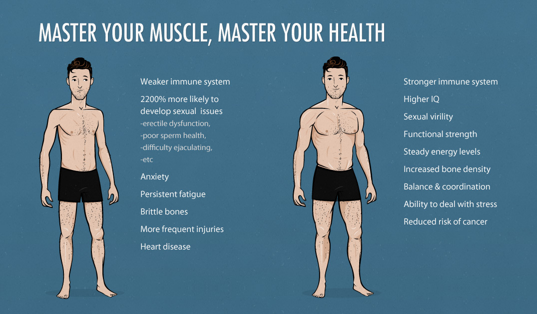 What Your Muscularity Is Saying About You Bony To Beastly
