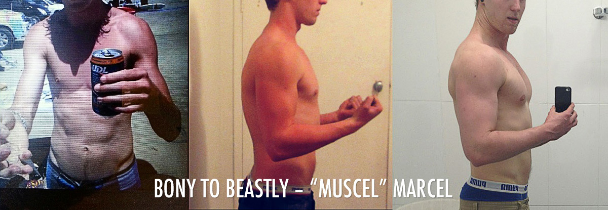 Muscle Milk Gainer Before And After