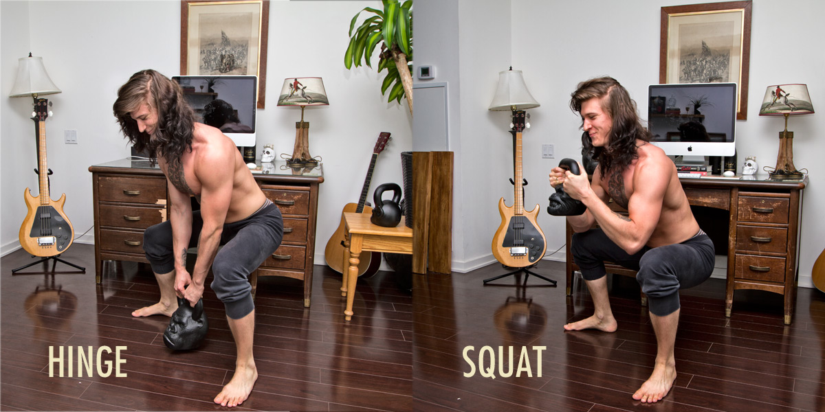 Squats vs Deadlifts Deadlift Goblet Squat