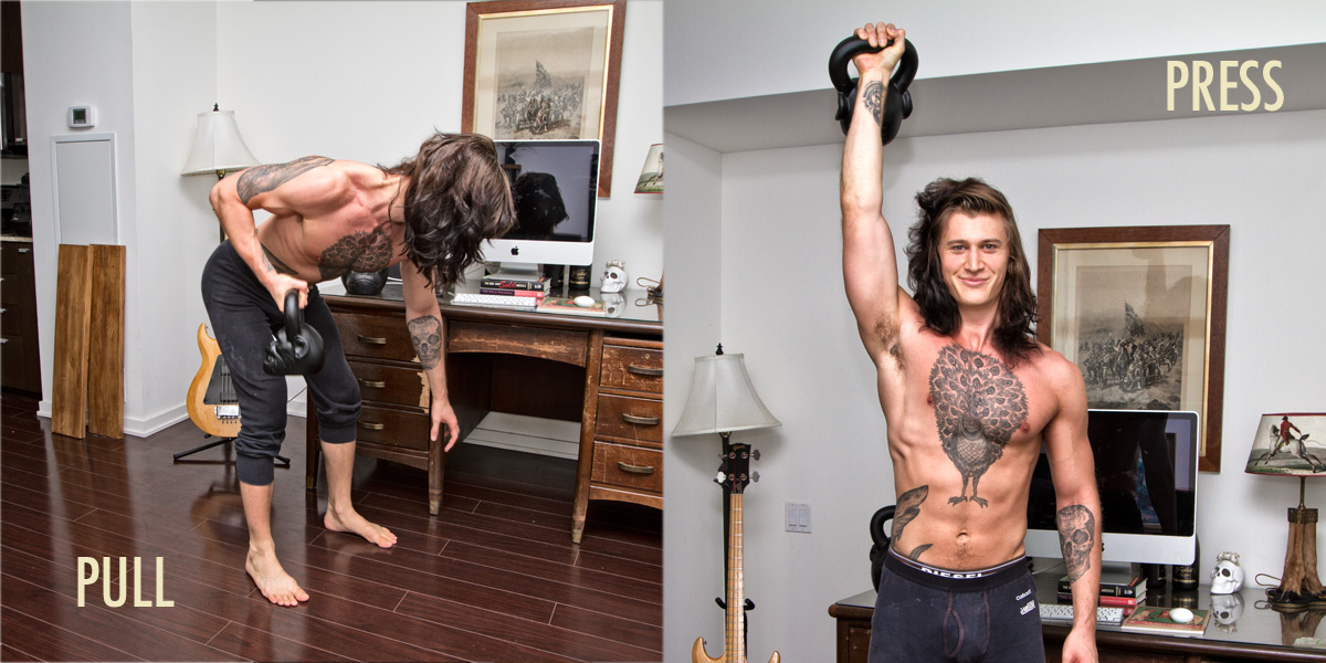 Bony to beastly—how build a badass home gym
