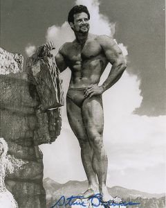 Steve Reeves Proportions