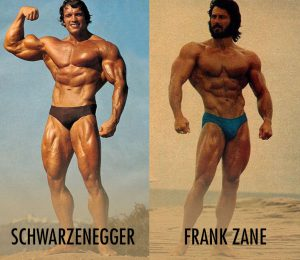Golden Era Bodybuilders Dig the V-Taper Aesthetic