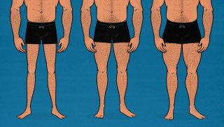 How Big Should Men Build Their Legs?