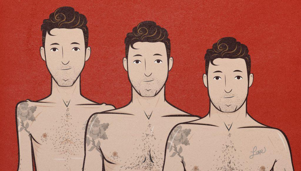 The Science of Male Body Types: Endomorph, Mesomorph & Ectomorph