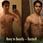 DoctorB's Bony to Beastly transformation. He's a urologist who wrote a few free guides in the community (concerning testosterone production—his specialty).