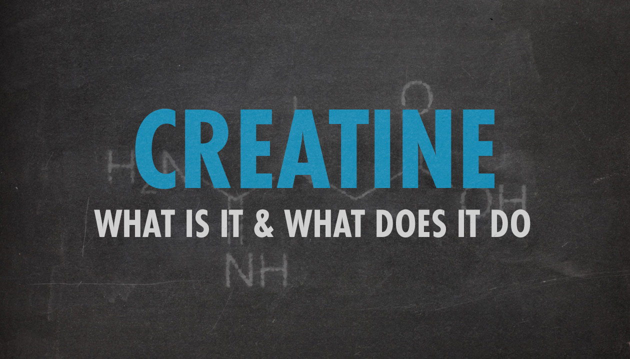 What Does Creatine Do? What Are The Benefits and Side Effects For Skinny Guys Trying to Build Muscle
