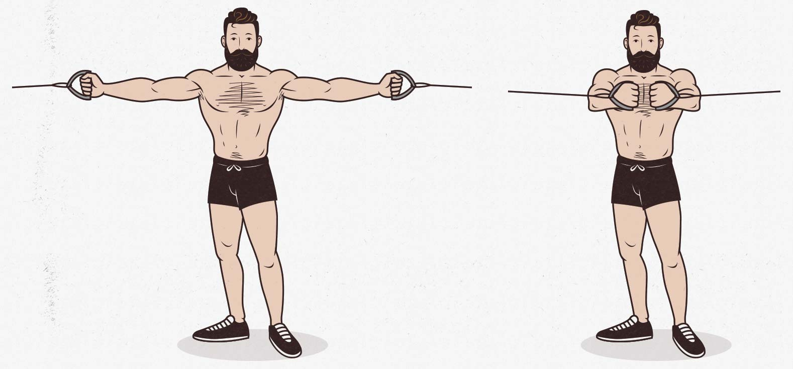 The Cable Fly Chest Exercise