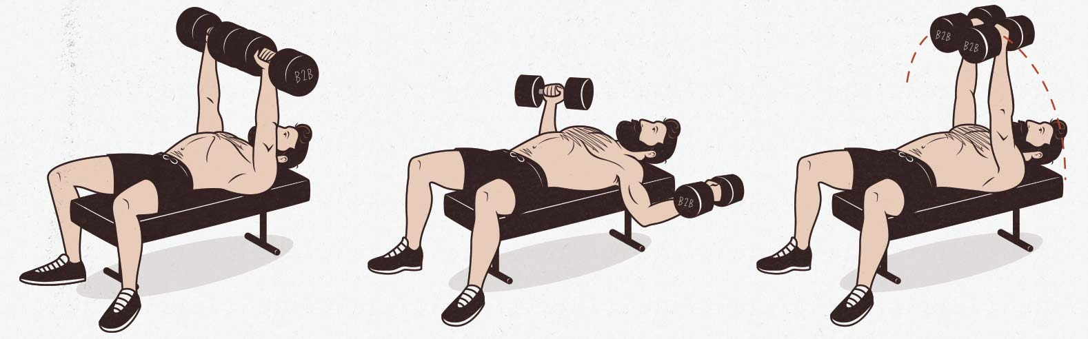 The Dumbbell Fly Chest Exercise