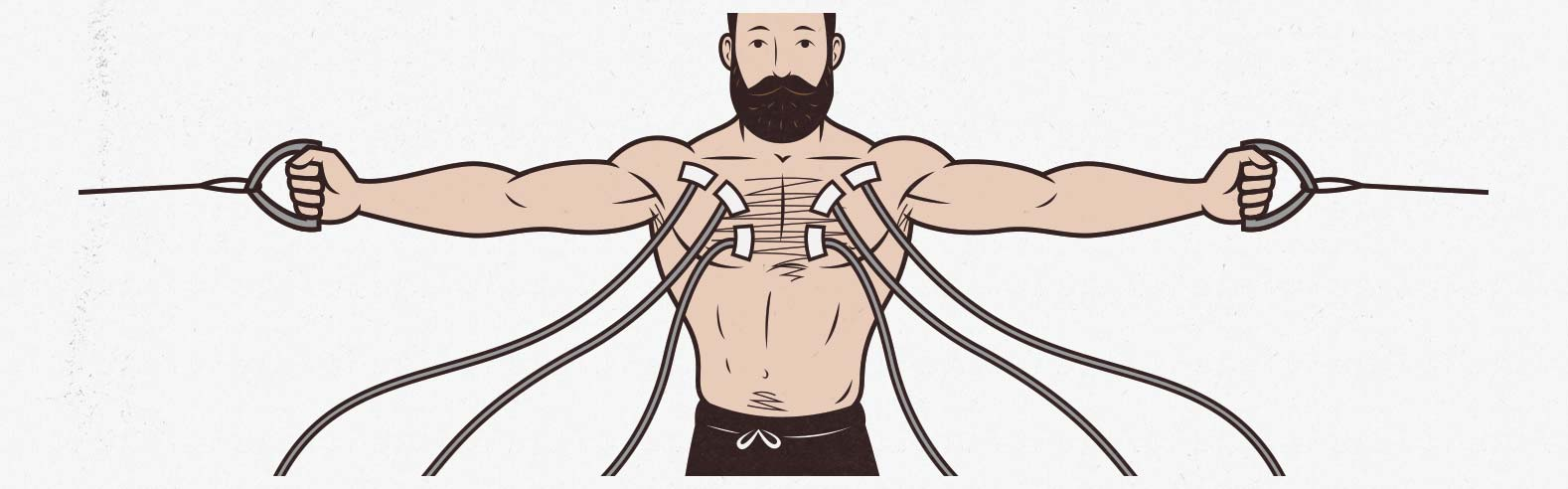 EMG for chest exercises