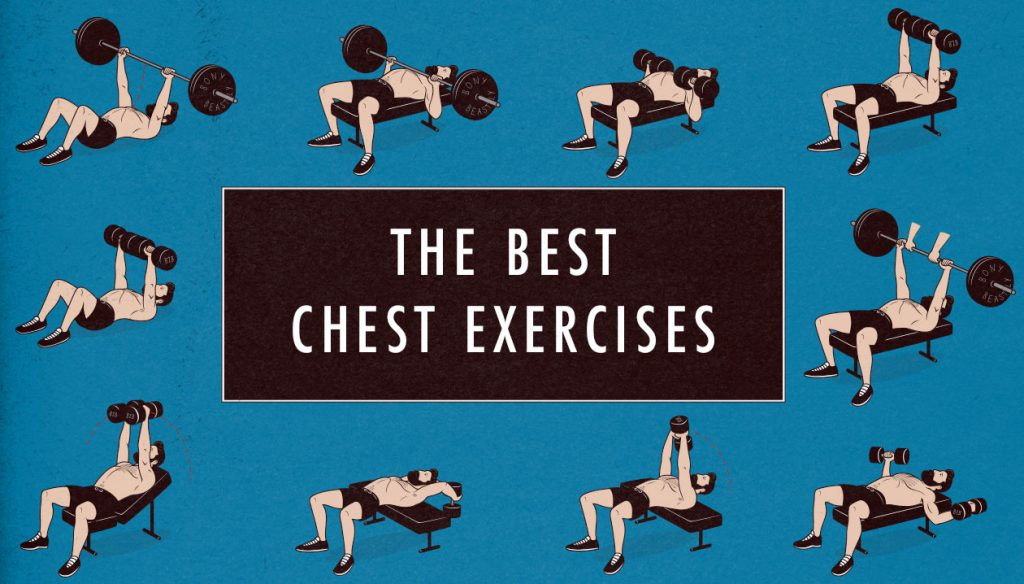 The best chest exercises for mass