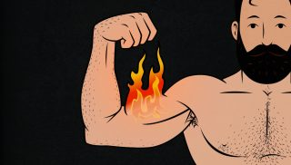 Inflammation's Role in Building Muscle