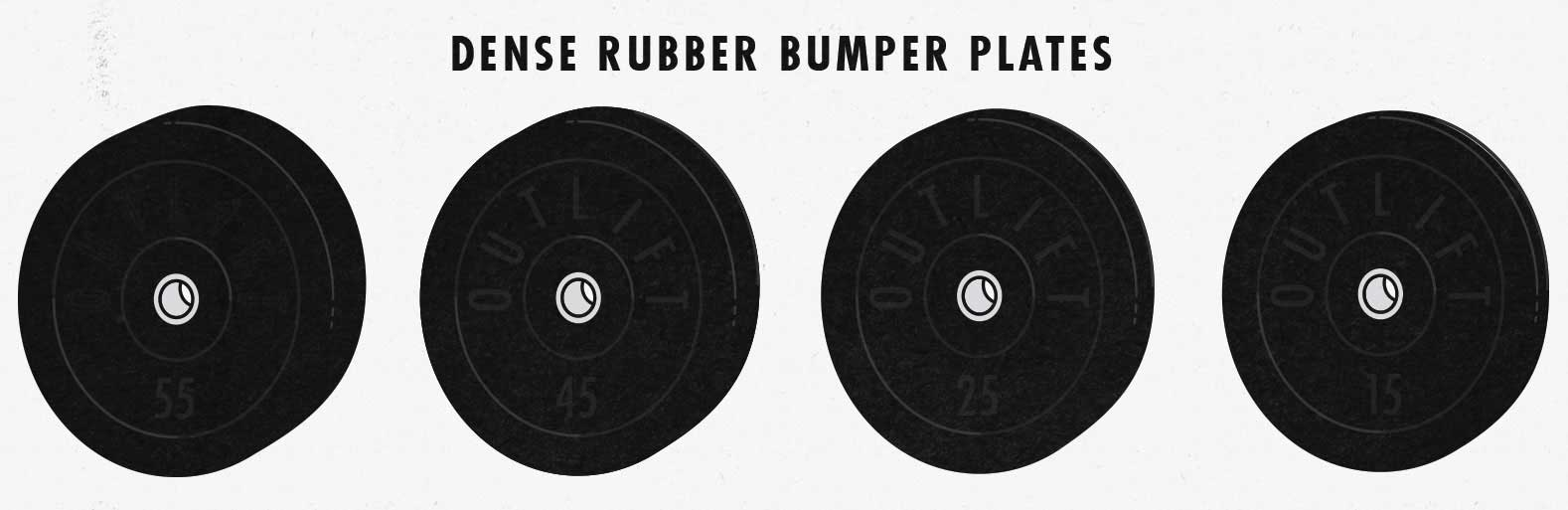 Should you get bumper plates or metal weight plates for your barbell home gym if your goal is gaining muscle size and strength?