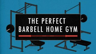 How to Build a Barbell Home Gym