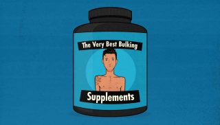 The Best Bulking Supplements for Skinny Guys, Ectomorphs & Hardgainers