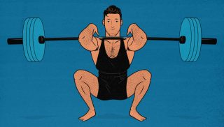 Why Front-Loaded Squats Are Best for Bulking