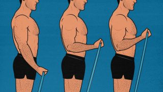 Are Resistance Bands as Good as Free Weights for Building Muscle?